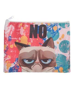 Grumpy Cat 'No' Zip Pouch
