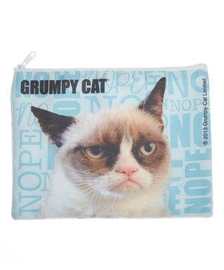 Grumpy Cat Zip 'Grumpy Cat' Zip Pouch