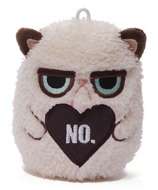 Grumpy Cat 'No' Heart Mini Plush