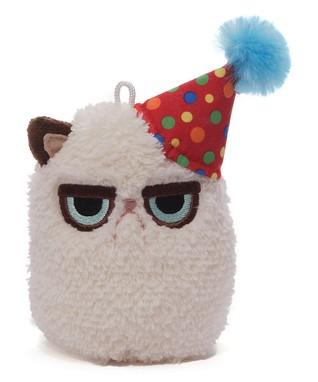 Grumpy Cat Glasses Mini Plush