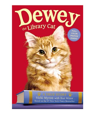 Dewey: There's a Cat in the Library! Hardcover