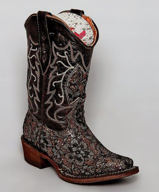 New Frontier: Kids' Cowboy Boots