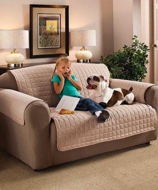 Natural Microfiber Sofa Protector