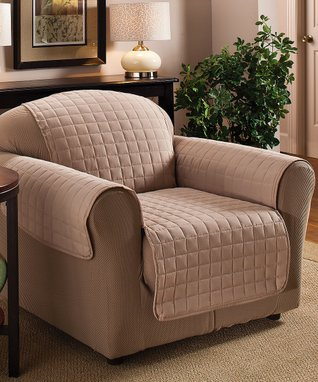 Natural Microfiber Chair Protector