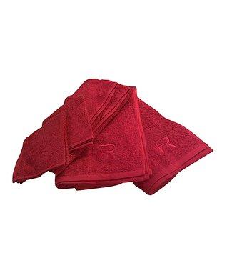 Plum Rampage Six-Piece Towel Set
