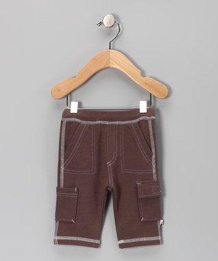 Sckoon Organics Persimmon Smiley Organic Bodysuit - Infant