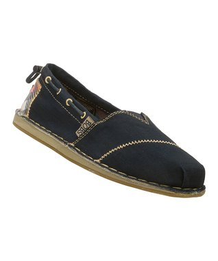 Navy Chill Slip-On Shoe