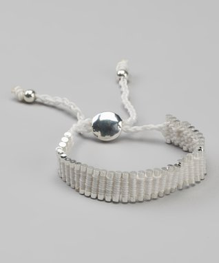 Black Runway Link Bracelet