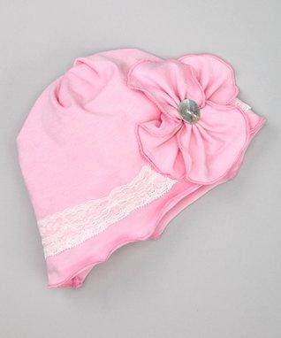 Light Pink Sunshine Hat