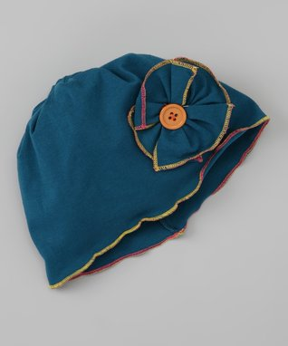 Navy Sunshine Hat