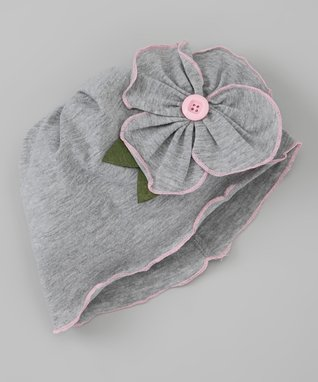Gray Sunshine Hat