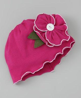 Pink Sunshine Hat