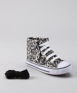 Chatties Lilac Stripe Sneaker