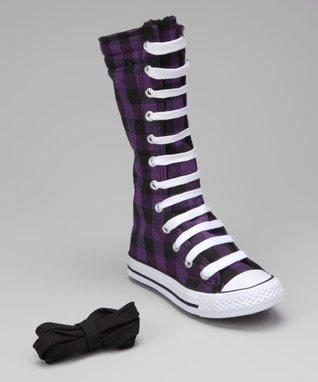 Crocs Fuchsia & Bubble Gum Hover Sneaker - Kids