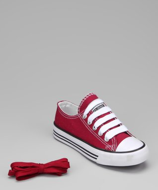 Collection'O Dark Red Sneaker