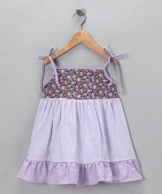 Pink Sparkle Dress - Toddler & Girls