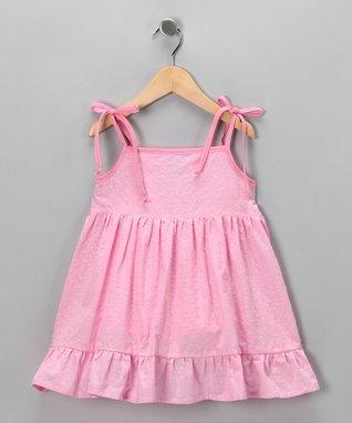 Lavender Flower Dress - Infant, Toddler & Girls