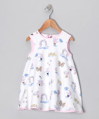 Pink Mouse Swing Dress - Infant & Toddler