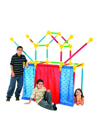 EZ-Forts Primary Colors Playhouse Kit