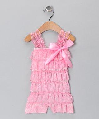 Yellow Bow Pettiskirt - Infant, Toddler & Girls