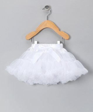 Lavender Bow Pettiskirt - Infant, Toddler & Girls