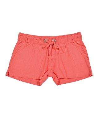 Coral Desert Oasis Shorts