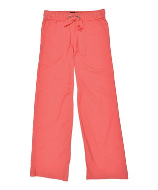 Coral Day Dreamer Pants