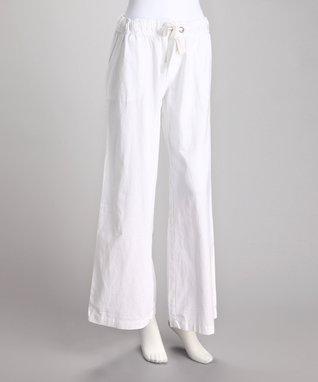 White Day Dreamer Pants