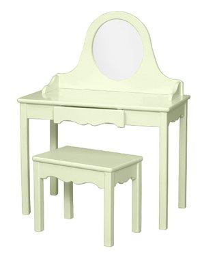 Lavender Cheval Mirror
