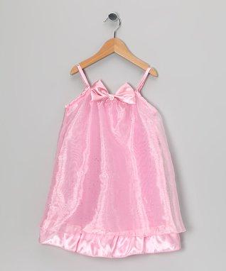 Light Pink Ruffle Capri Pants - Toddler & Girls