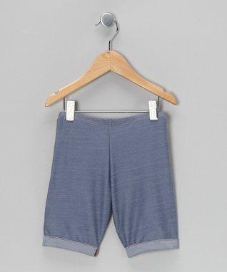 Vintage Bermuda Shorts - Toddler & Girls
