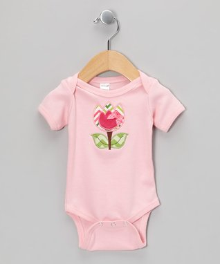 Pink Tulip Bodysuit - Infant