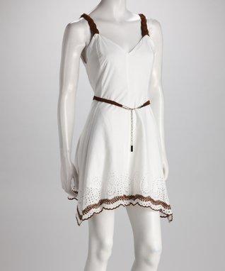 White Lace Sheer Raglan Top
