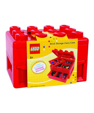 Red LEGO Carrying Case