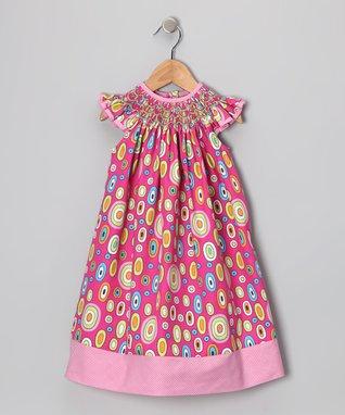 Vive La Fête Green Shamrock Smocked Tee & Shorts - Infant, Toddler & Girls