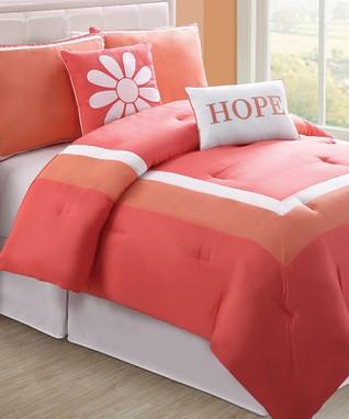Taupe Ellington Comforter Set