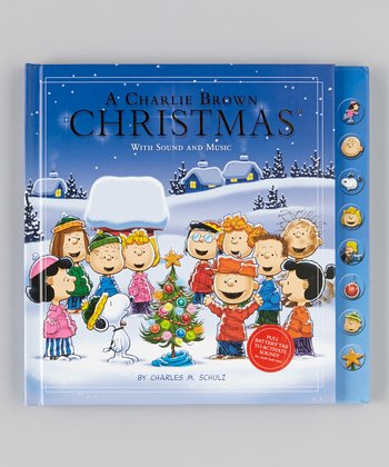A Charlie Brown Christmas Sound Hardcover