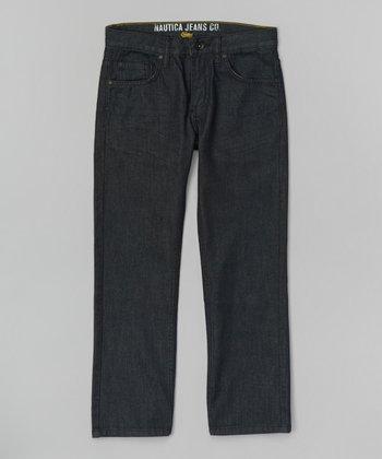 Admiral Blue Slim Jeans - Infant, Toddler & Boys