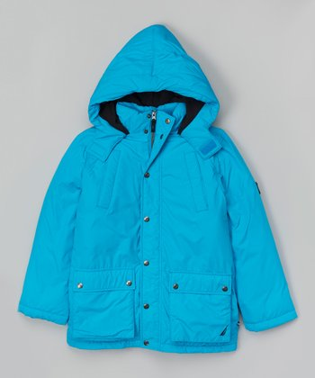 Aqua Steel Snorkel Jacket - Toddler & Boys