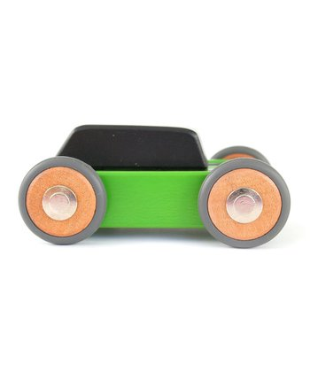 Hatch Magnetic Wooden Block Car