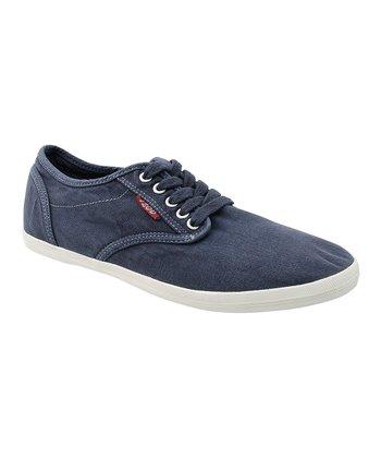Navy Harbor Bal Sneaker