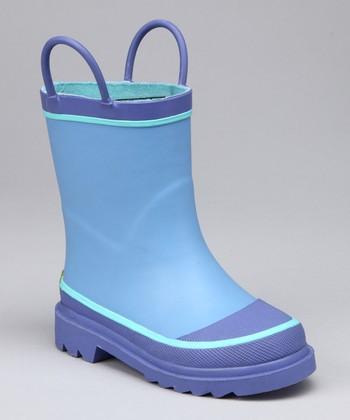 Lavender Rain Boot