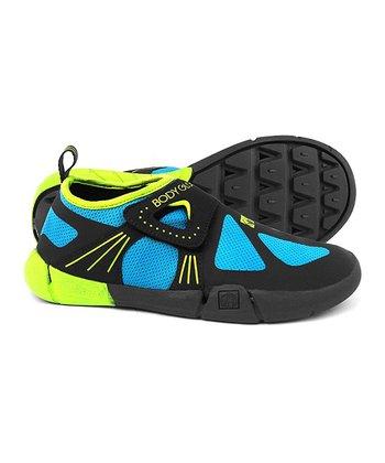 Body Glove Women's Riptide IIII Water Shoe,Black/Pink,5