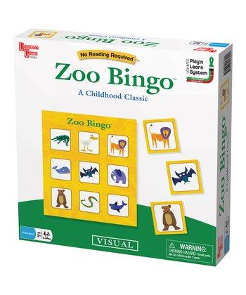 Zoo Bingo Game