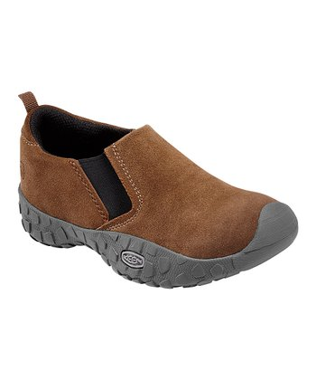 keen brown suede rintin slip on shoe zulily