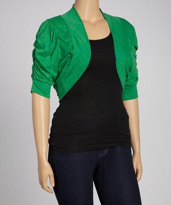 Green Bolero - Plus