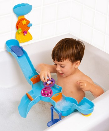 tub time water park playset. Black Bedroom Furniture Sets. Home Design Ideas