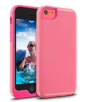 Light Pink & Hot Pink Aero Case for iPhone 5c