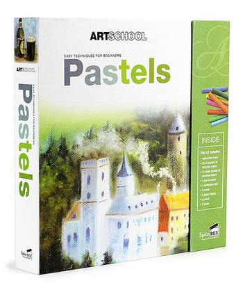 Art School Pastel Kit