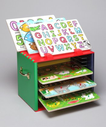 Peg Puzzle Set